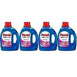 Persil ProClean Power-Liquid Laundry Detergent, Intense Fresh, 100 Fluid Ounces, 64 Loads, 4-Pack