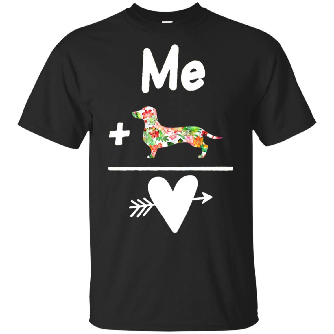 Cute Me Plus Dachshund Lover Shirt Best Gift Shirt For Dog Lover T Shirts 1749