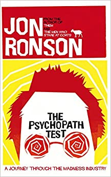 Image result for the psychopath test