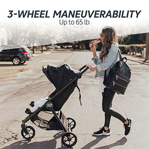 Baby Jogger City Mini GT2 Single Stroller, Jet