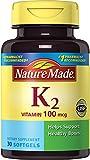 Nature Made Vitamin K2 100 mcg Softgels 30 Ct Review