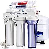 iSpring 6-Stage Superb Taste Sistema de Filtrado por Osmosis
