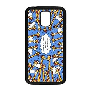 DaojieTM Generic Giraffe Phone Case for Samsung Galaxy S5 I9600