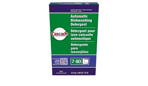 Amazon.com: Cascade Automatic Dishwasher Detergent, Fresh ...