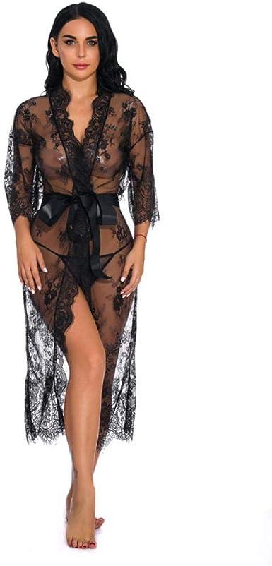 Lenceria Sexy Tallas Grandes Vestidos Eroticos De Cuero Y Latex Para Mujer Ropa Interior Erotica Mujeres Ropa De Dormir Sexy Bata Transparente Porno Vestido De Babydoll De Talla Grande Ropa De En