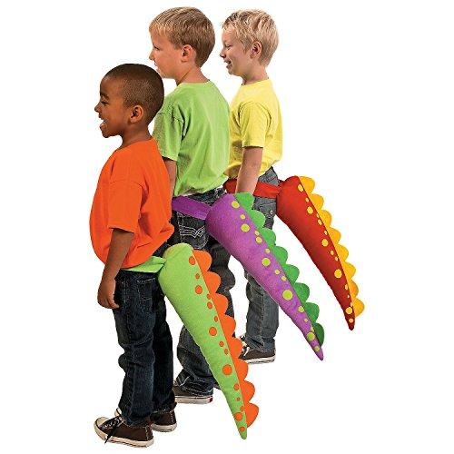 Dinosaur Tails -
