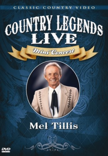 Mel Tillis - Country Legends Live Mini Concert by Timeless Media Group
