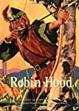 img - for Robin Hood: A Classic Illustrated Edition book / textbook / text book