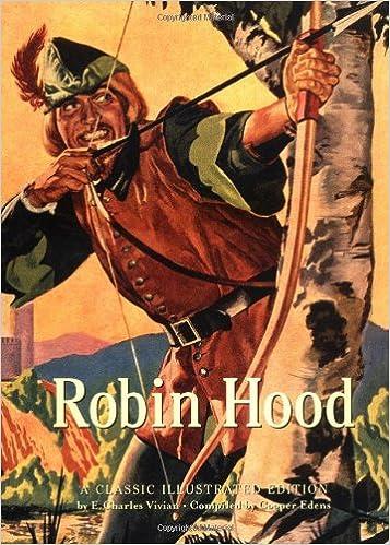 robin hood novel summary