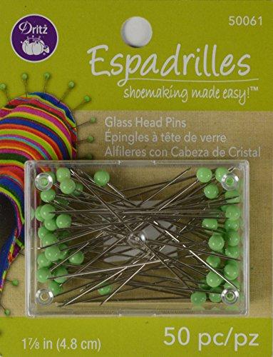 Dritz 50061 Count Espadrilles Glass product image