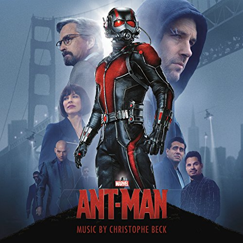 Ant-Man (2015) Movie Soundtrack