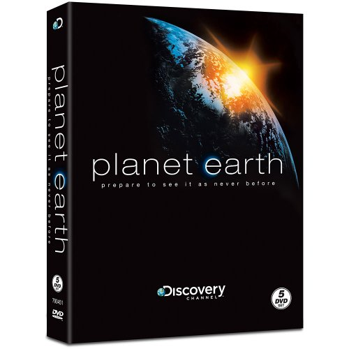 Planet Earth 5-Dvd Collector's Edition Boxed Set! Discovery Channel