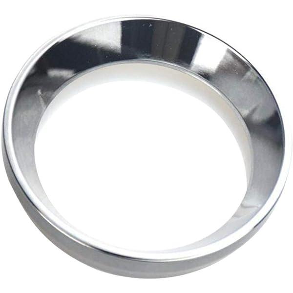 58mm Espresso Coffee Dosing Ring Funnel Portafilters Teil