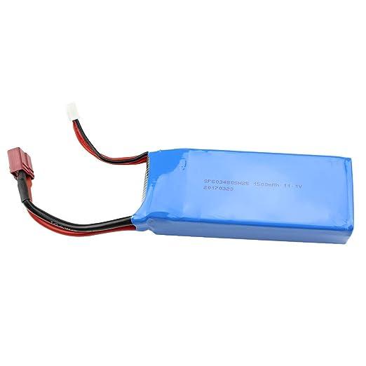 Batería de repuesto para dron Wltoys V950 RC, 11.1 V, 1500 mAh ...