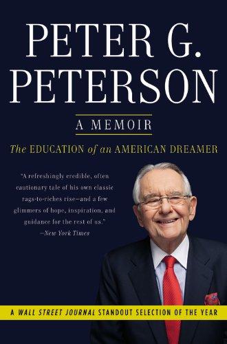 The Education of an American Dreamer: A Memoir