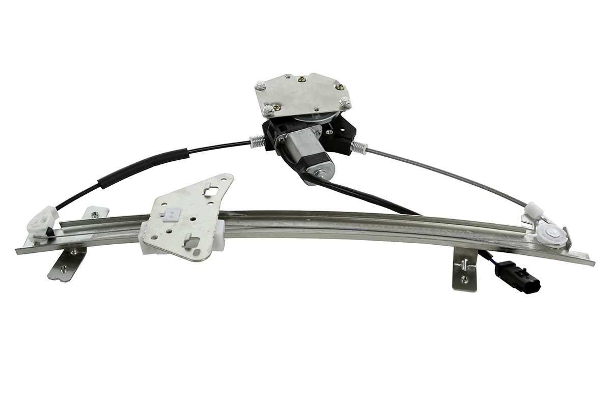 Prime Choice Auto Parts WR841600 Power Window Regulator With Motor