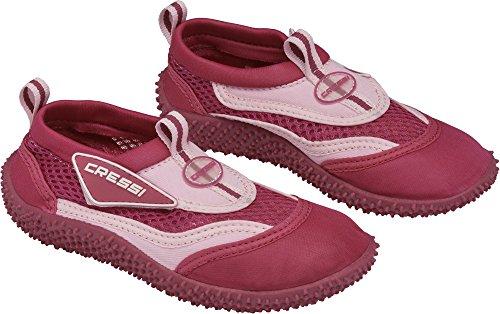 fuxia Enfant rose Piscine Et Plage Cressi Coral Chaussures De Rose x1x6pq