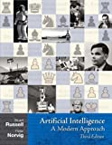 Book cover image for Artificial Intelligence: A Modern Approach (3rd Edition)