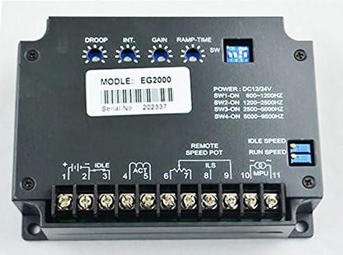 Smart Meter EG2000 Electronic Engine Speed Governor Controller Generator Controller Panel