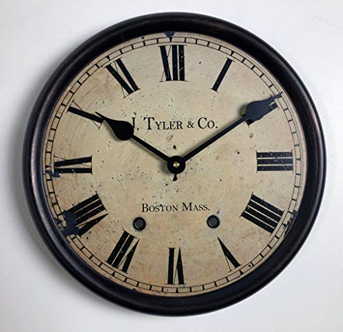 (1911 English Longcase Wall Clock, Available in 8 Sizes, Most Sizes Ship The Next Business)