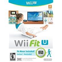 Wii Fit U Game & Fit Meter - Wii U