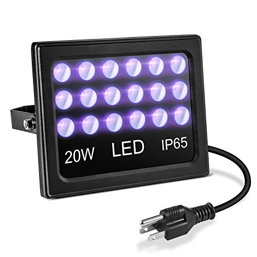 Uv Led Black Light Spot Flood Light Bulb