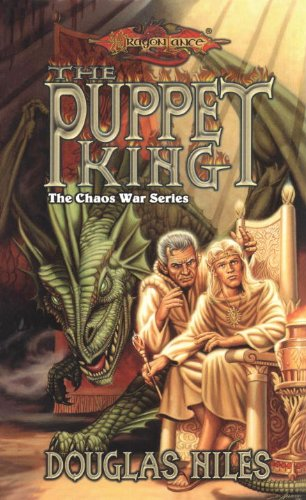 The Puppet King: The Chaos Wars, Book 3 (The Chaos War Series) - Doug King Puppet