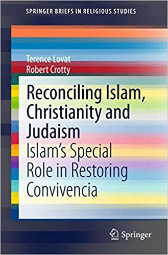 Reconciling Islam, Christianity and Judaism: Islam's Special Role in Restoring Convivencia SpringerBriefs in Religious Studies