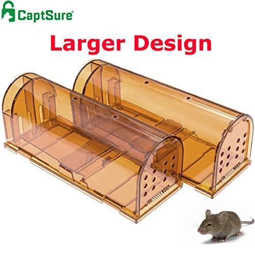 CaptSure Original Humane Mouse