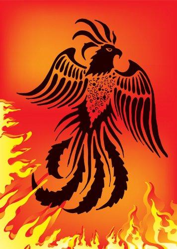The Phoenix and The Shield: Case - Phoenix Shield