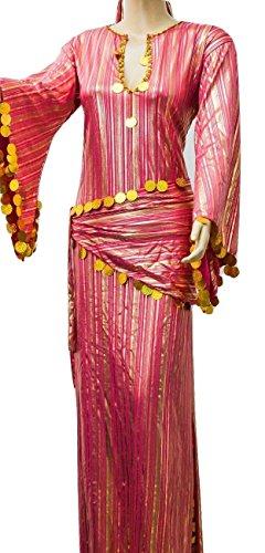 Buy belly dance saidi dress - 6