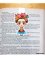 Marca Pagina Magnetico Frida Khalo