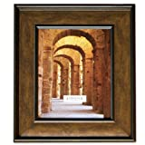 Lawrence Frames 4 by 6-Inch Wide Bronze Dome Picture Frame