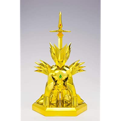 Bandai - Figurine Saint Seiya Myth Cloth - Odin Aiolia God Robe (Saint Seiya 30th Anniversary) - 4549660037934: Toys & Games