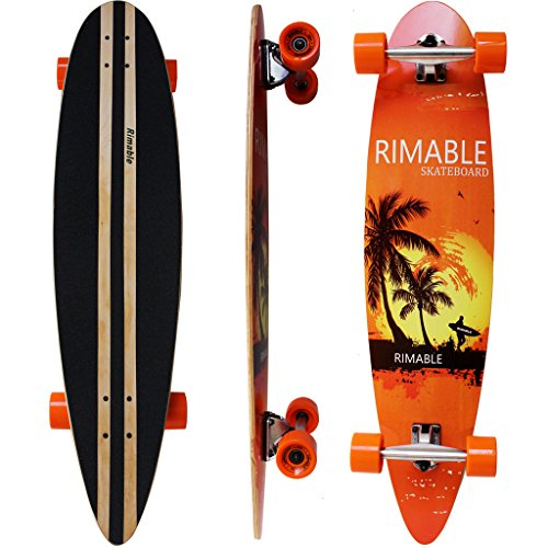 Rimable Pintail Longboard 41 Inch