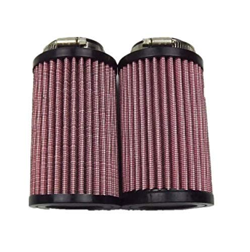 - labwork-parts 2 Air Pod Filters Stock Carb 26mm Fit for Yamaha Banshee YFZ 350 for K&N Style