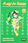 Kanji de manga nº 1 par Kardy