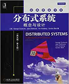 Distributed Systems Concepts And Design Th Edition By George Coulouris
