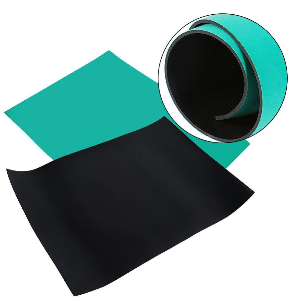 ESD Anti Static Mat Antistatic Blanket ESD Table Mat 300x400x2mm for BGA Repair Work