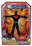 DC Universe Classics Series 4 Action Figure Batman Beyond Mask ON Build Despero Piece!