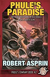 Phule's Paradise by Robert Asprin science fiction book reviews