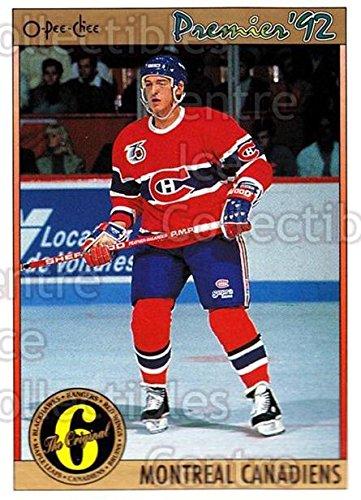 (CI) Alain Cote Hockey Card 1991-92 OPC Premier 188 Alain Cote