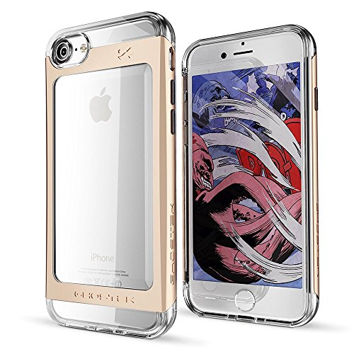 Price comparison product image iPhone 7 Case, Ghostek Cloak 2 Series for Apple iPhone 7 Slim Protective Armor Case Cover (Gold)