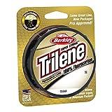 Berkley Trilene 100% Fluorocarbon Professional Grade Line Spool 200 Yards, 0.010'' Diameter, 6 Lbs, Breaking Strength, Cl