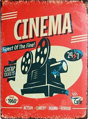 UNiQ Designs Cinema (Room Decor Retro)