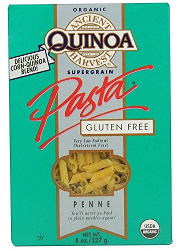 Quinoa Gluten Free Penne (12 Pack) by Ancient Harvest Quinoa