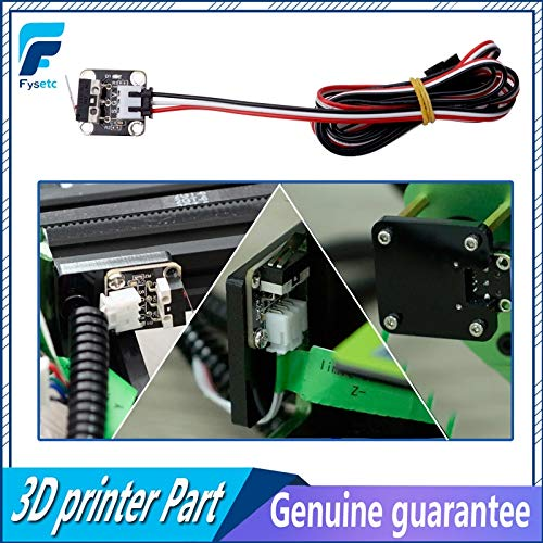 Impresora 3D – Kit de impresora 3D de 6 piezas con interruptor de ...