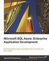 Microsoft SQL Azure Enterprise Application Development Front Cover