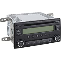 OEM Radio Stereo For Nissan Versa 2013 2014 2015 w/ Bluetooth XM Aux MP3 - BuyAutoParts 18-41368R Remanufactured