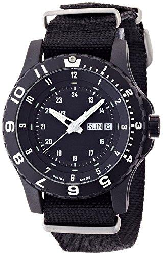 traser wristwatch type 6 MIL-G Black P6600.41F.13.01 Men